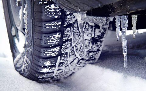 Как се раждат зимните гуми?